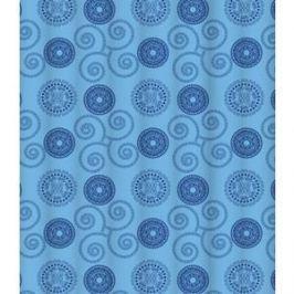 Штора для ванной Lemark Infinite blue (C2018T028)