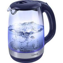 Чайник электрический Lumme LU-135 синий сапфир
