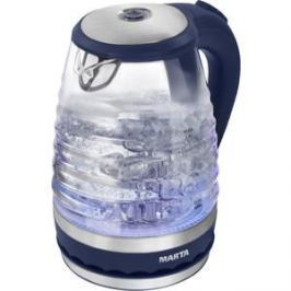 Чайник электрический Marta MT-1085 синий сапфир