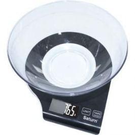 Кухонные весы Saturn ST-KS7803 Black