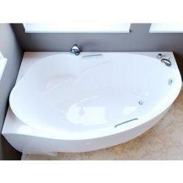 Ванна из литого мрамора Фэма Стиль Аделина 170х98 см правая