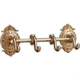 Планка на 4 крючка Hayta Gabriel Classic Gold (13902-4/GOLD) золото