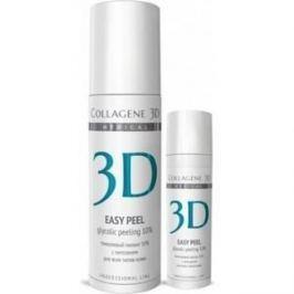 Medical Collagene 3D Гель-пилинг для лица EASY PEEL с хитозаном на основе гликолевой кислоты 10% (pH 2,8) 130 мл