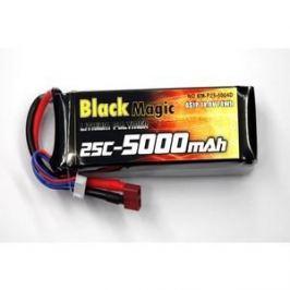 Аккумулятор Black Magic Li-Po 14.8V 4S 25C 5000 mAh - BM-F25-5004D
