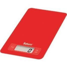 Кухонные весы Saturn ST-KS7235 Red