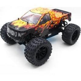 Радиоуправляемый монстр HSP Nitro Off Road Monster Truck 4WD RTR масштаб 1:10 2.4G - 94188