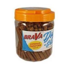 Лакомство BraVa Dog Snacks куриные палочки для собак 700 г (110692)