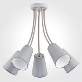 Подвесная люстра TK Lighting 2101 Wire Gray