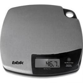 Кухонные весы BBK KS 153 M (черн)