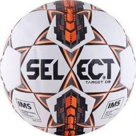 Мяч футбольный Select Target DB (815217-006) р. 5 сертификат IMS