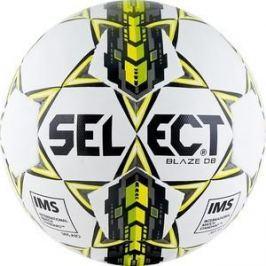 Мяч футбольный Select Blaze DB (815117-004) р. 5 сертификат IMS аналог FIFA Inspected