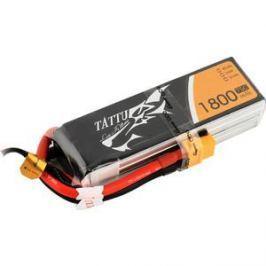 Аккумулятор Gens Li-Po 14.8 V 1800 mAh 75C (4S1P, EC3, XT60, Deans) - TA-75C-1800-4S1P-XT60