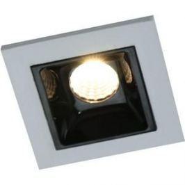 Встраиваемый светодиодный светильник Artelamp A3153PL-1BK