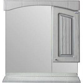 Шкаф навесной Mixline Крит 75 патина серебро (2405175331320)