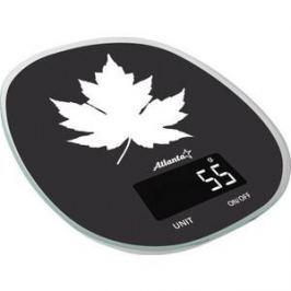 Кухонные весы Atlanta ATH-6209 черный