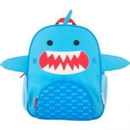 Zoocchini Рюкзак для детей (2+) Акула Шерман (Sherman the Shark) (00572)