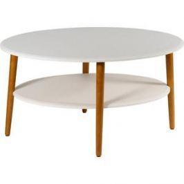 Стол журнальный Калифорния мебель Эль СЖ-01 белый