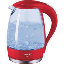 Чайник электрический Atlanta ATH-2461 красный