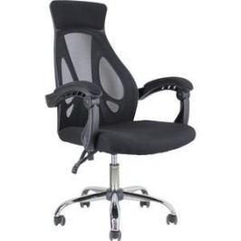 Кресло Стимул-групп CTK-XH-6132 CH black (черная сетка)