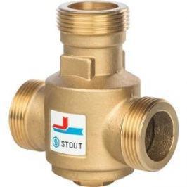 Смесительный клапан STOUT термостатический G 1 1/4 НР 70°С (SVM-0030-325508)