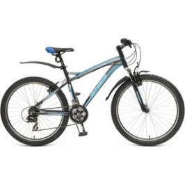 Велосипед TOPGEAR Energy колёса 26 серый/голубой ВН26381