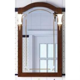 Зеркало Opadiris Лоренцо 60 светлый орех, для светильников 00000001041, Z0000001408 (Z0000011063)