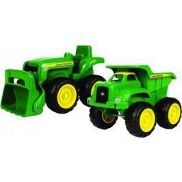 Игровой набор Tomy Трактор и самосвал (ТО42952)