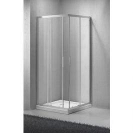 Душевой уголок BelBagno SELA-A-2-95-C-Cr стекло порзрачное
