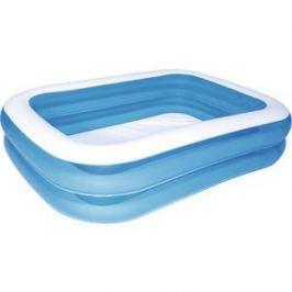 Надувной бассейн Bestway прямоугольный 201х150х51см (54005)