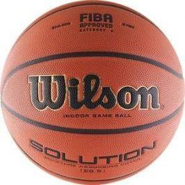 Мяч баскетбольный Wilson Solution (B0686X) р.6 FIBA Approved