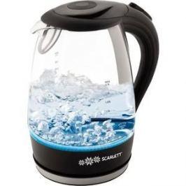 Чайник электрический Scarlett SC-EK27G28 черный