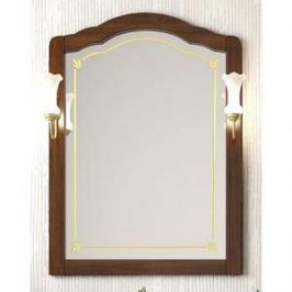 Зеркало Opadiris Лоренцо 80 светлый орех, для светильников 00000001041, Z0000001408 (Z0000006756)