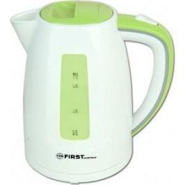 Чайник электрический FIRST FA-5427-7 White/Green