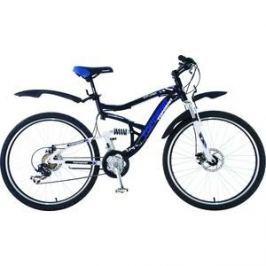 Велосипед TOPGEAR Explorer черный/белый ВН26358