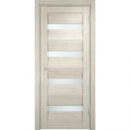 Дверь CASAPORTE Сицилия-12 остекленная 2000х700 экошпон Дуб белёный мелинга
