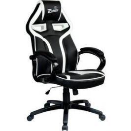 Кресло Хорошие кресла GK-0303 экокожа white