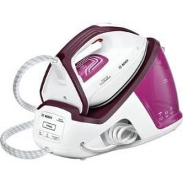 Утюг Bosch TDS4020 розовый/фиолетовый