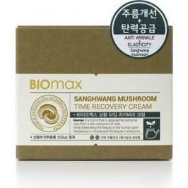 BIO MAX Антивозрастной крем с экстрактом гриба санхван 100 мл