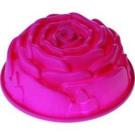 Форма 23.5х9.5 см Regent Silicone Роза (93-SI-FO-13)