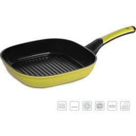 Сковорода-гриль 26х26 см Oursson Pallete Anionic Ceramic (PF2652C/GA)