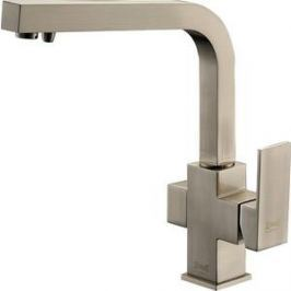 Смеситель для кухни ZorG Clean Water (ZR 311 YF-Nickel)