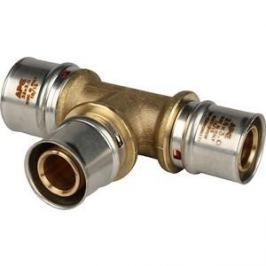 Тройник STOUT переходной 32х26х26 для металлопластиковых труб прессовой (SFP-0005-322626)