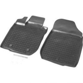 Коврики салона Rival передние для Lada Largus фургон (2 места) (2012-н.в.), полиуретан, 16003003