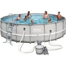 Каркасный бассейн Bestway (56464) 549х132 см 26000 л