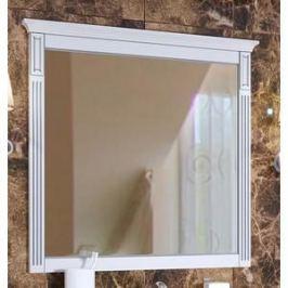 Зеркало Timo Аура белый с серебром (Au.z-80 M (B-S))
