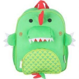 Zoocchini Рюкзак для детей (2+) Динозаврик Девин (Devin the Dinosaur) (00570)