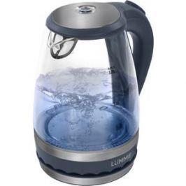 Чайник электрический Lumme LU-220 серый жемчуг