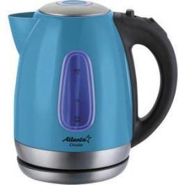 Чайник электрический Atlanta ATH-786 голубой
