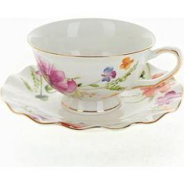 Чайный набор 4 предмета Best Home Porcelain Summer day (800163)