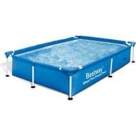 Каркасный бассейн Bestway 56402 прямоугольный бассейн 239х150х58 см (56402)
